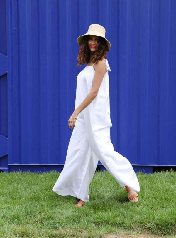 cloud white jumpsuit ohsevendays sanna conscious concept