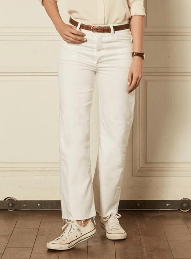 white jean boyish jeans sanna conscious concept