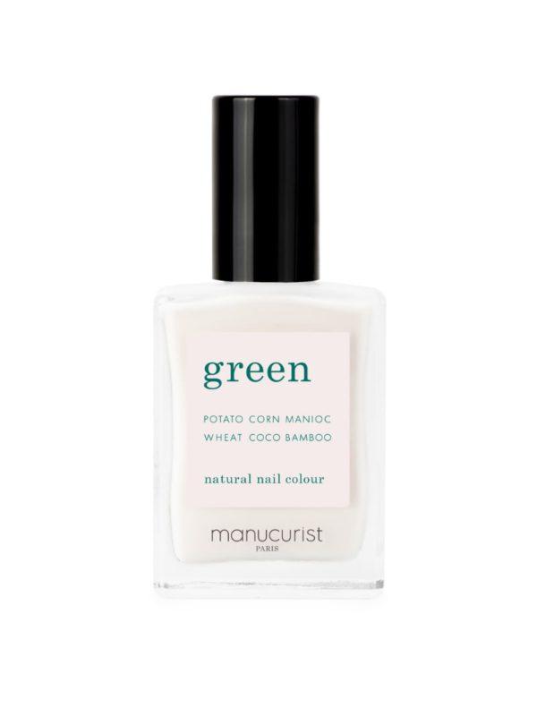 nail polish milky white manucurist sanna conscious concept
