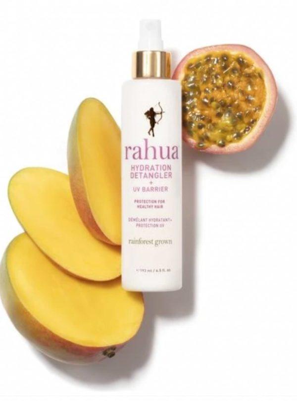Rahua soin démêlant hydratant et barrière UV ingredients sanna conscious concept