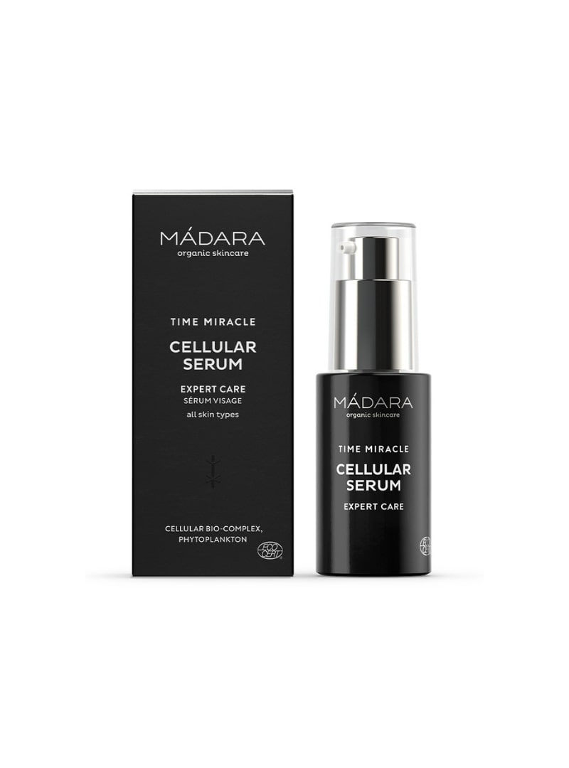 Time Miracle Cellular Serum madara sanna conscious concept