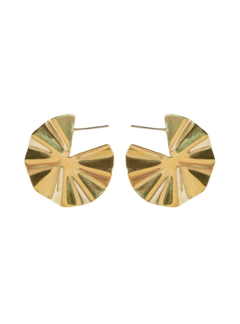 gold earings soko sanna conscious concept