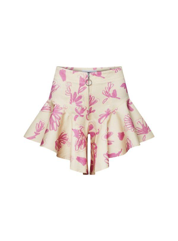 tan and pink shorts bogdar sanna conscious concept