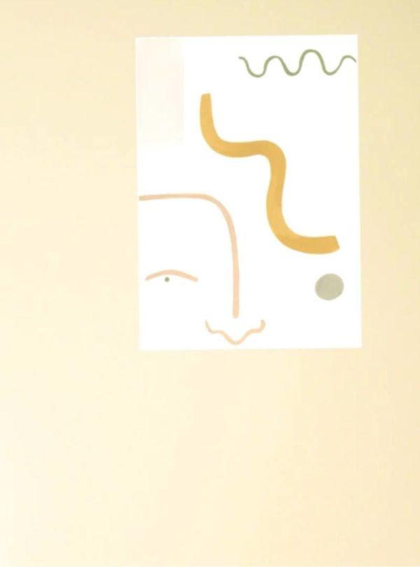 Fingerwave Print Affandjam Sanna Conscious Concept