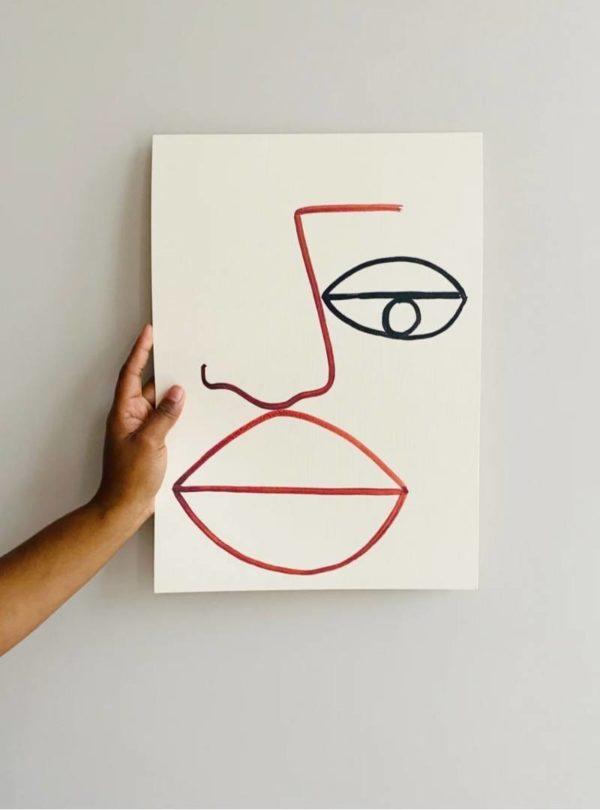 Eye See You Print Affandjam Sanna Conscious Concept