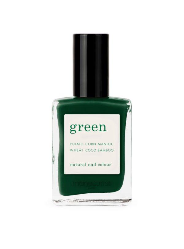nail polish emerald manucurist sanna conscious concept