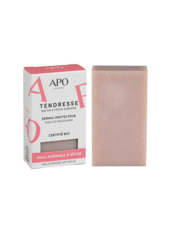 Solid Cold-Processed Soap Normal Dry Skin apo france sanna conscious concept