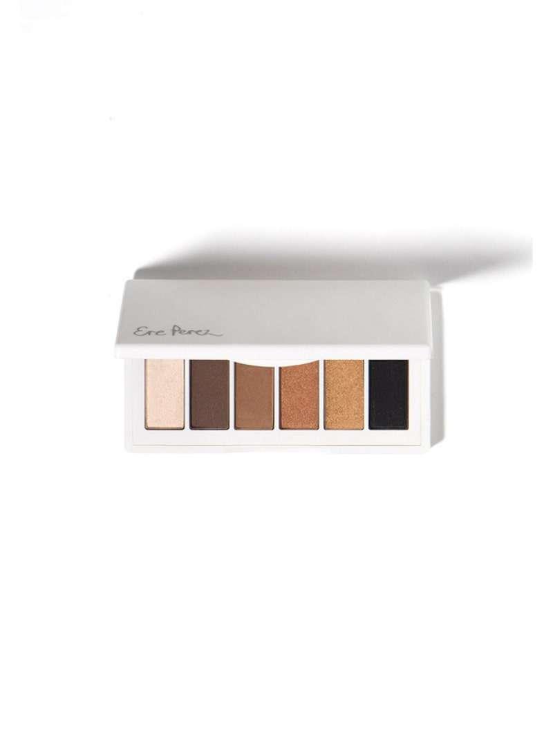 Chamomile Eye Palette with 6 shades ere perez sanna conscious concept