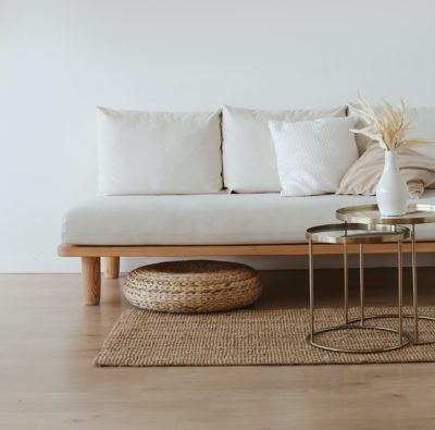 white couch for the archive about feng shui sanna conscious concept