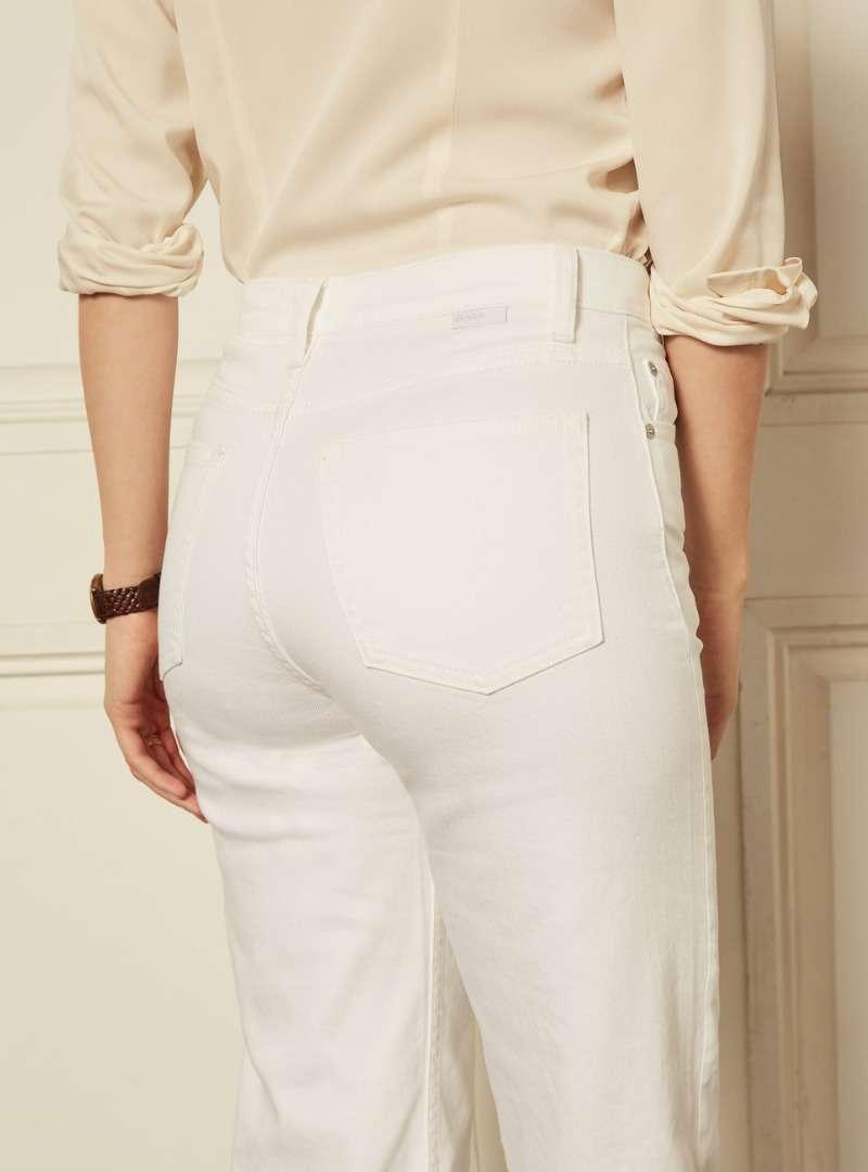 White Boyish Jeans Sanna Conscious Concepy