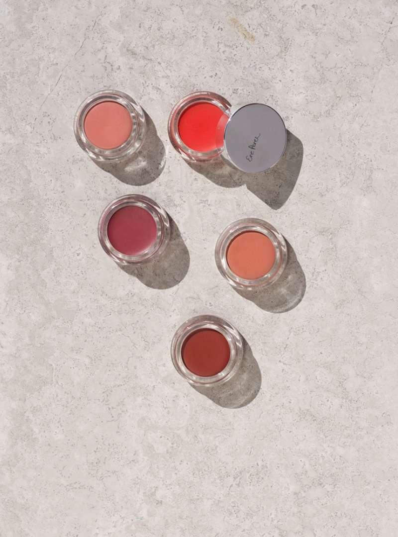 Small Lipsticks Glass Pots Ere Perez Sanna Conscious Concept