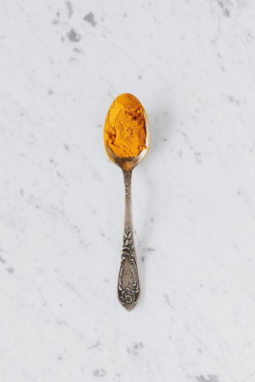 spoon of Ayurveda for the archive about Ayurveda sanna conscious concept