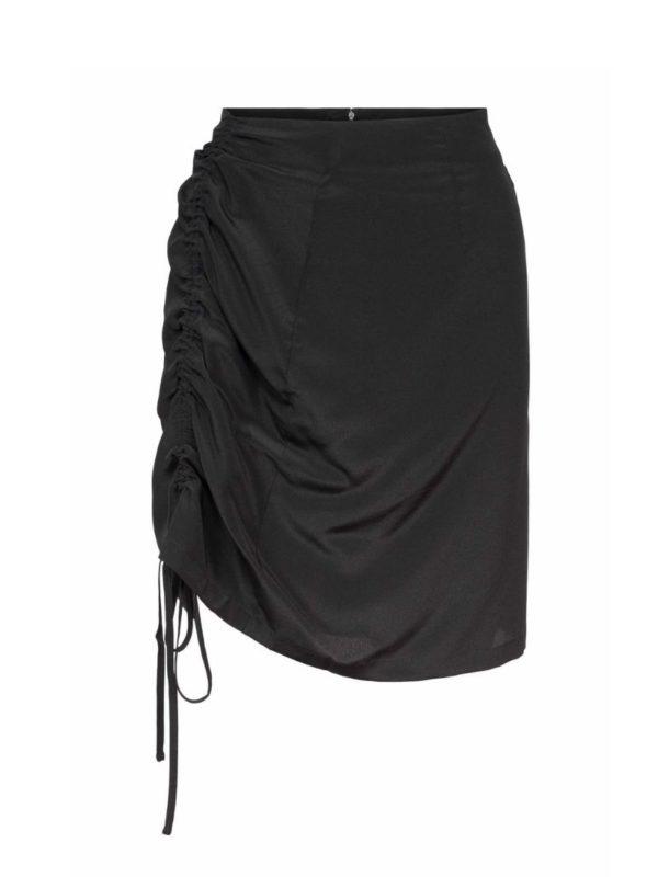 black skirt Envelope 1976 sanna conscious concept