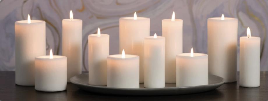 Paraffin free Candles - Non-Toxic Candles | GoodLight Candles sanna conscious concept