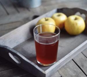 vinaigre de cidre a la pomme sanna conscious concept
