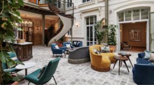 the hoxton hotel sanna conscious concept