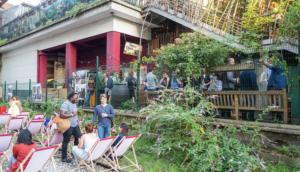 la recyclerie backyard sanna conscious concept