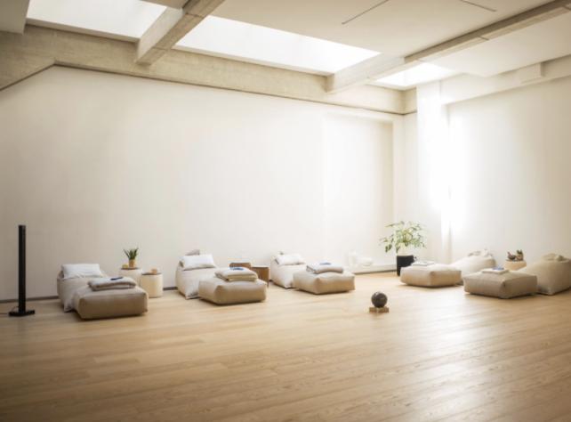 le centre element sanna conscious concept