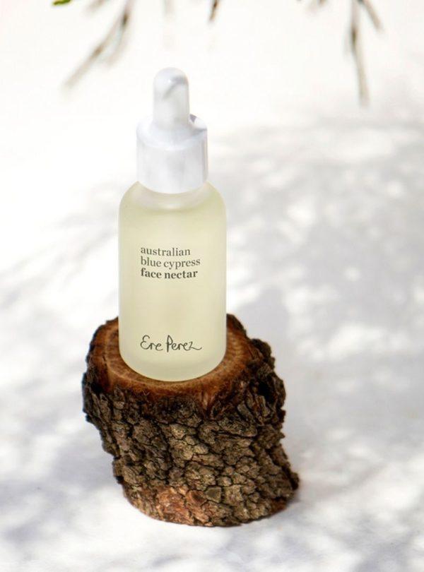 Australian Blue Cypress Face Nectar ere perez sanna conscious concept