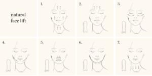 comment avoir un face lift naturel avec une pierre sculptante et liftante en quartz pour le visage ere perez sanna conscious concept