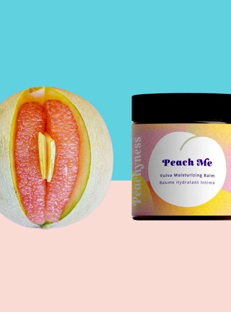 peach me intimate balm peachyness sanna conscious concept