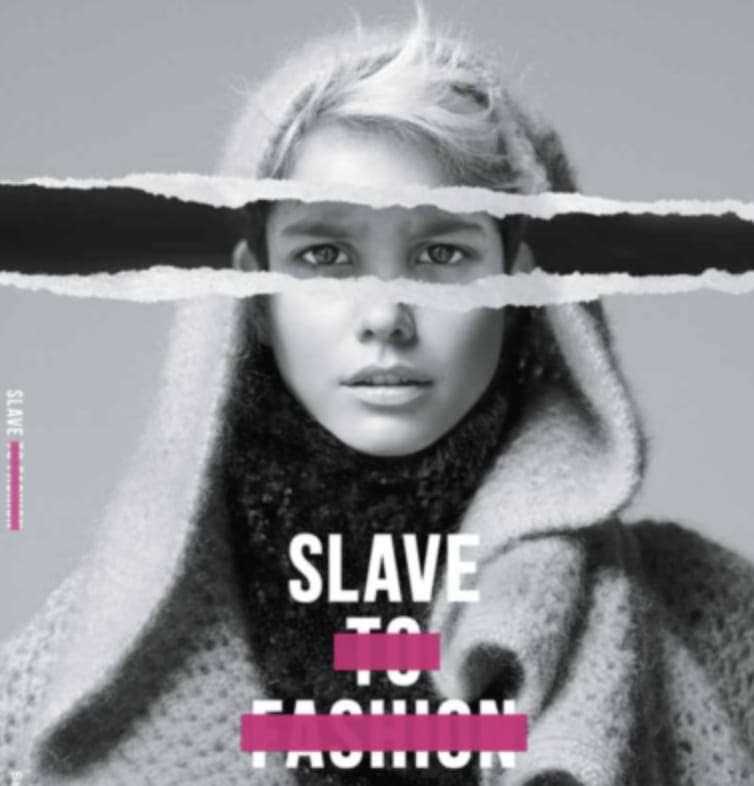 slave to fashion book cover archive la liste de lectures durables de SANNA pour l'été sanna conscious concept
