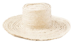 bolga chapeau a larges bords de chez indego africa sanna conscious concept