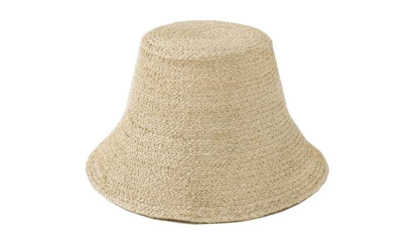 raffia sun hat by indego africa sanna conscious concept