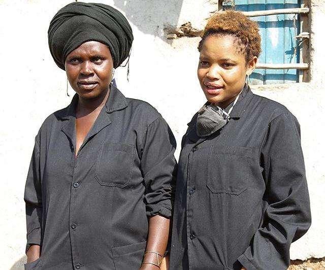 Women Soko Sanna Conscious Concept