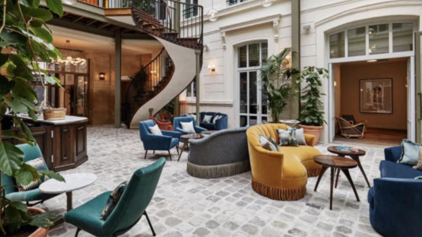 hotel the hoxton archive un sejour responsable a paris sanna conscious concept