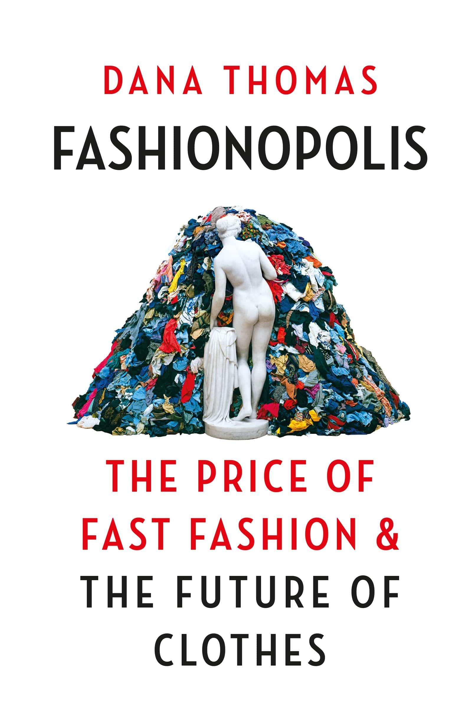 fashionopolis book cover archive la liste de lectures durables de SANNA pour l'été sanna conscious concept