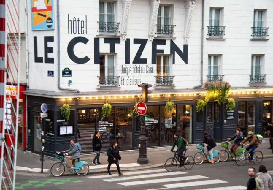 citizen hotel sanna conscious concept