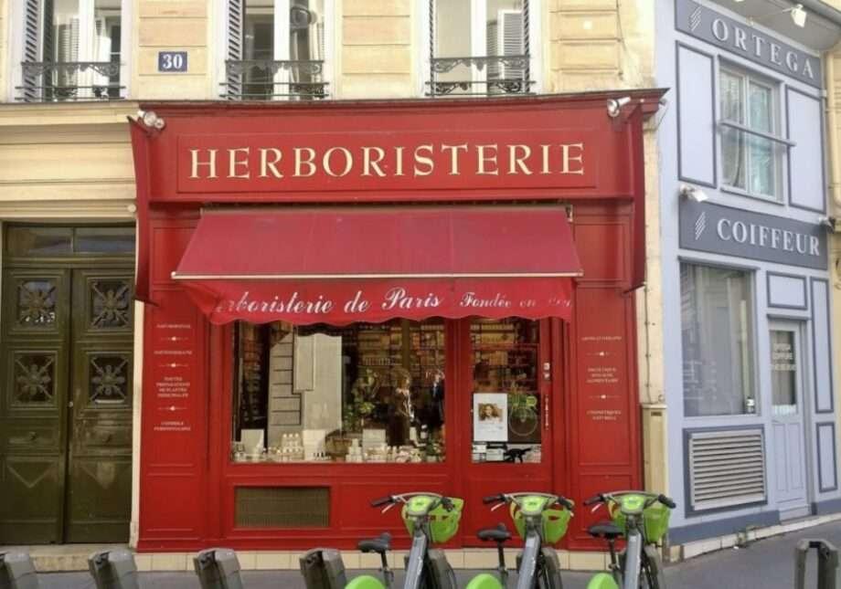 herboristerie de paris sanna conscious concept