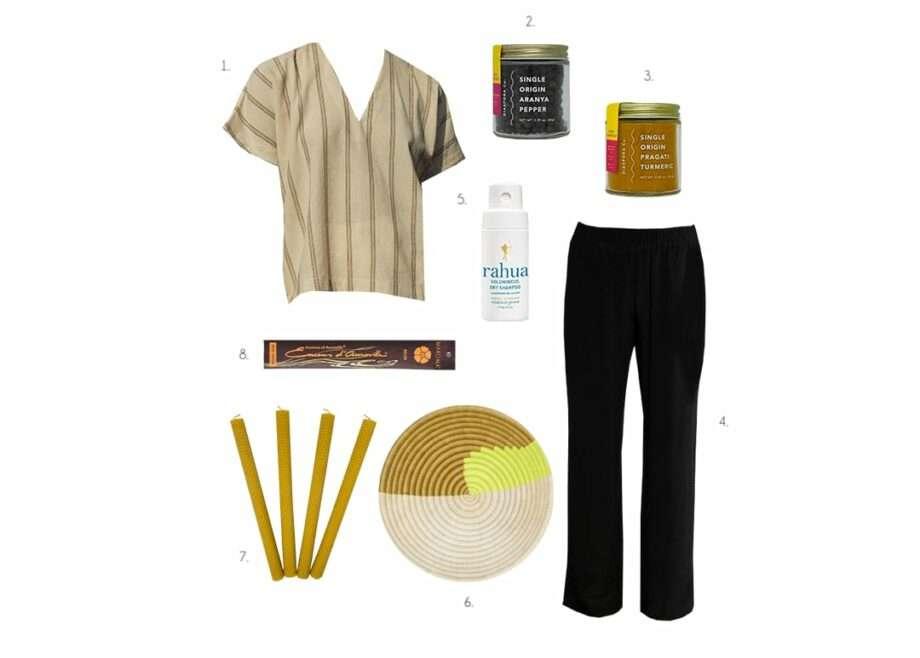 tableau de mode look pour un diner a la maison archive notre guide pour la rentree sanna conscious concept