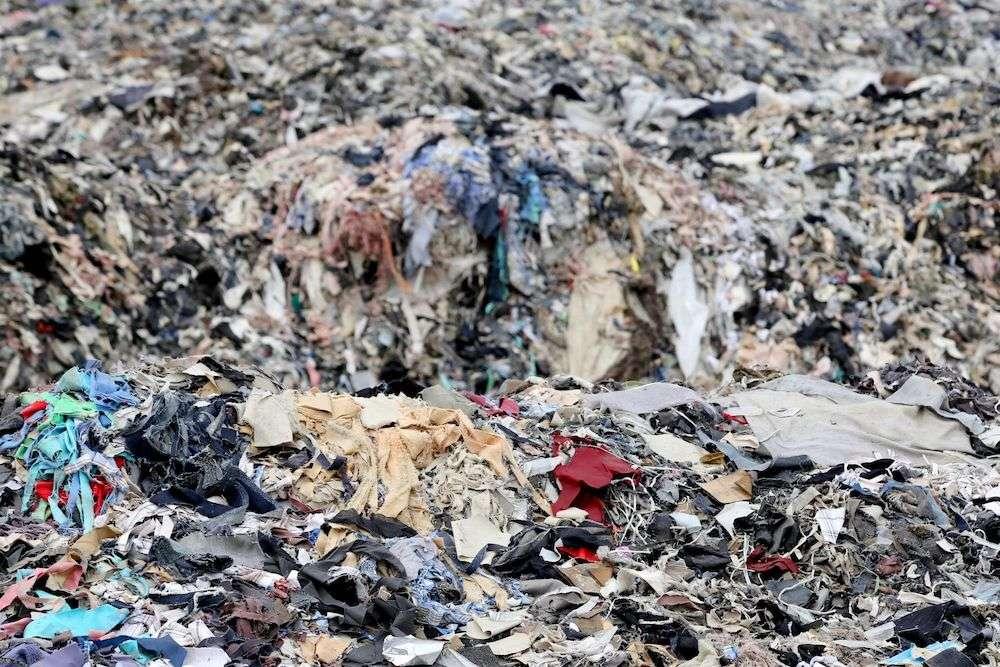 textile waste sanna conscious concept