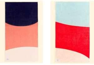 serviettes de plage tucca sanna conscious concept