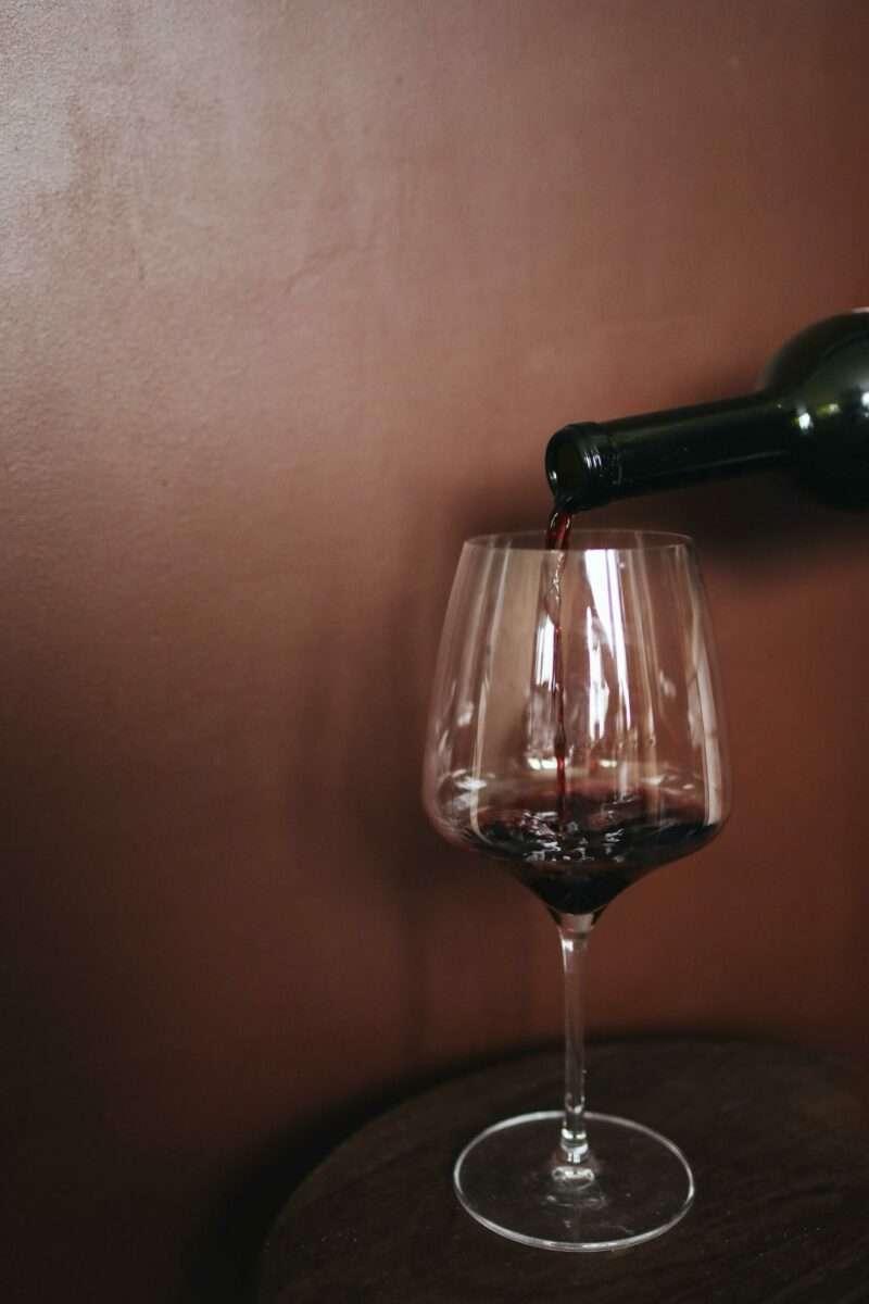 verre de vin rouge archive 10 vins naturels et biologiques sanna conscious concept