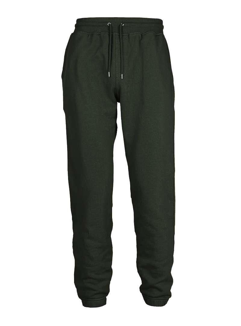 Classic Organic Sweatpants hunter green 1