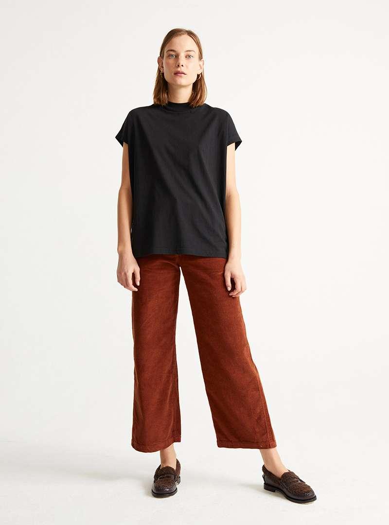Basic Volta T-Shirt thinking mu sanna conscious concept