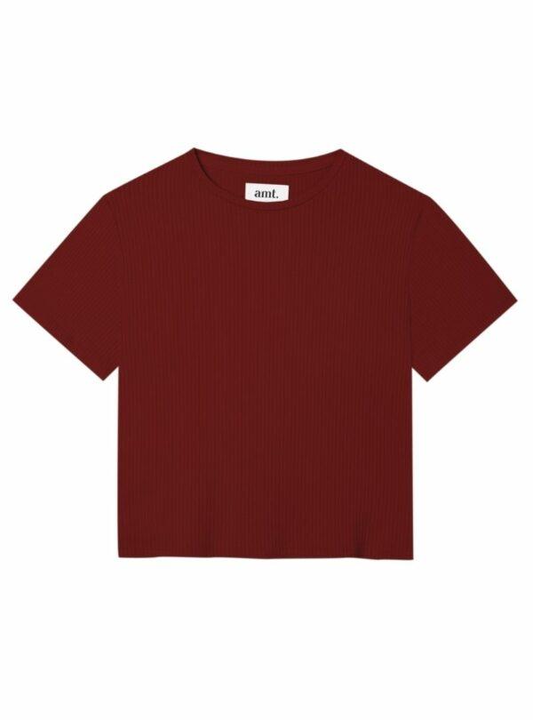 tula t shirt in wine amt sanna conscious concept